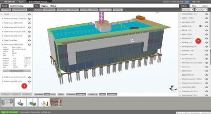 Informacje o oprogramowaniu dla budownictwa: projekt, budowa